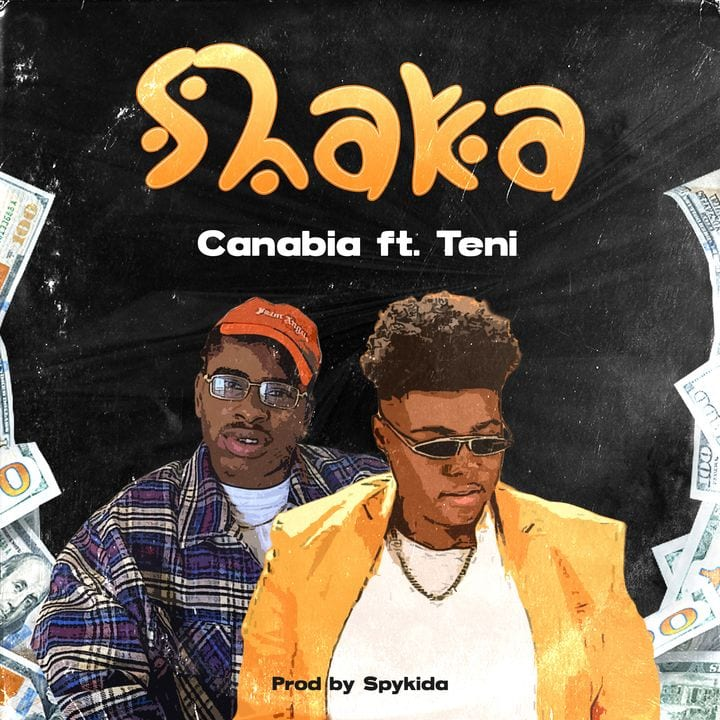 Canabia ft. Teni – Shaka