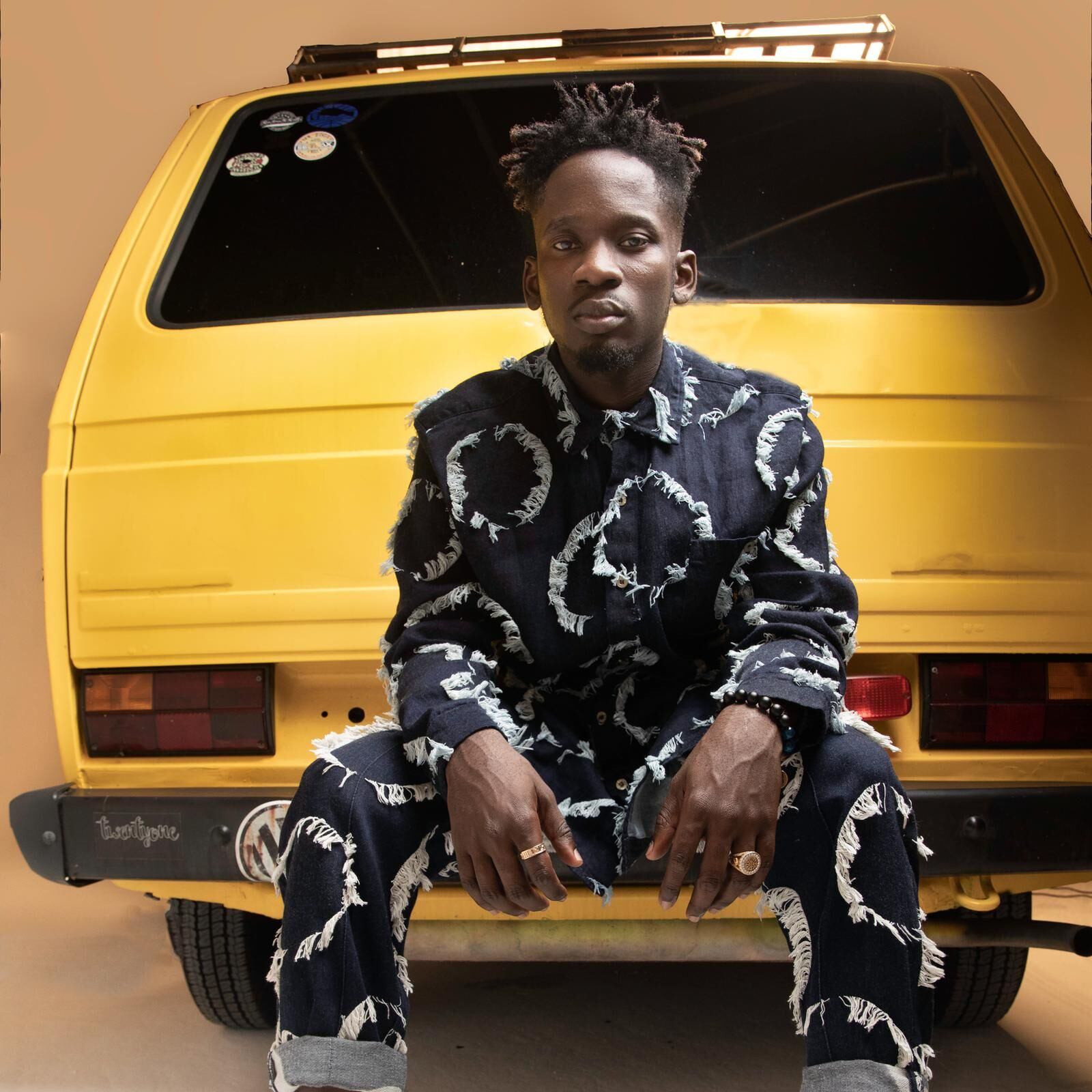 Oluwatosin Ajibade (Mr. Eazi) - Executive and Management