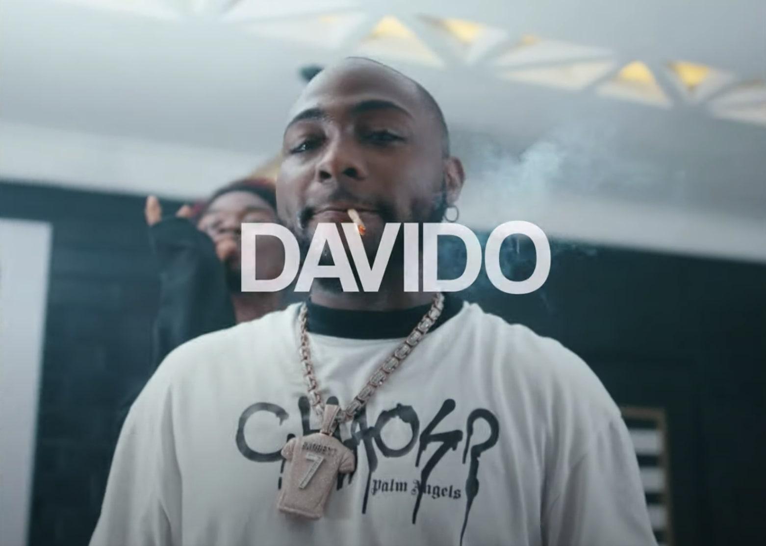 VIDEO: DMW - Mafa Mafa ft. Davido, The Flowolf, Peruzzi & Dremo