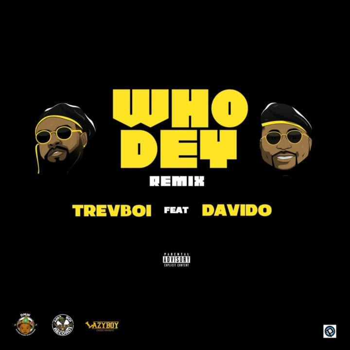Trevboi ft. Davido - Who Dey (Remix)