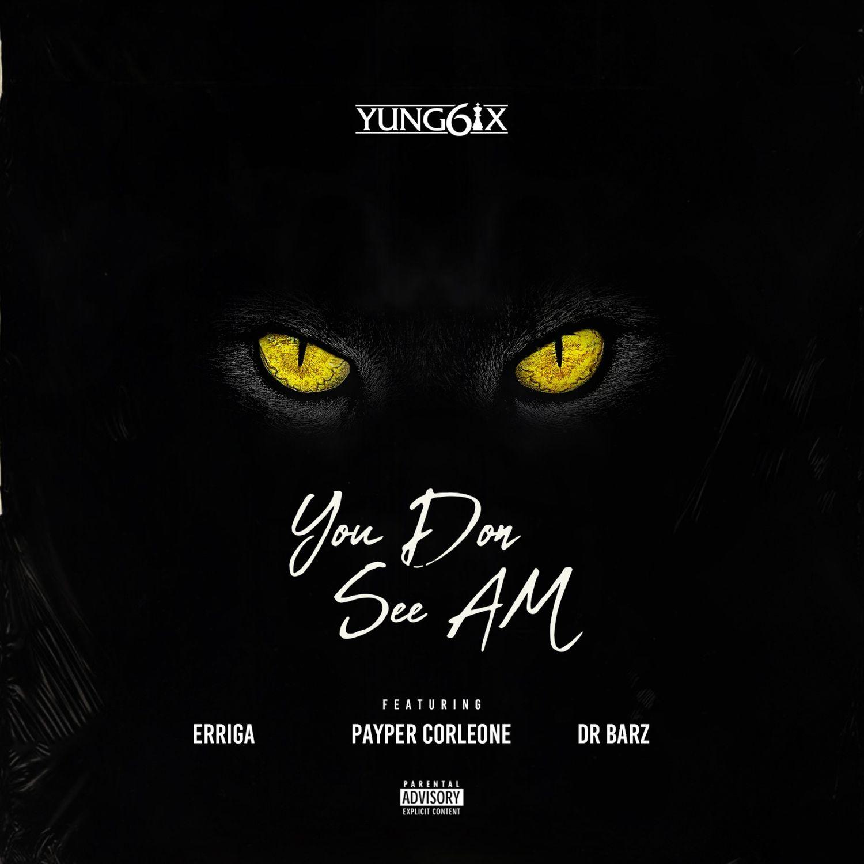 Yung6ix - You Don See Am ft. Erigga, Payper Corleone & Dr Barz