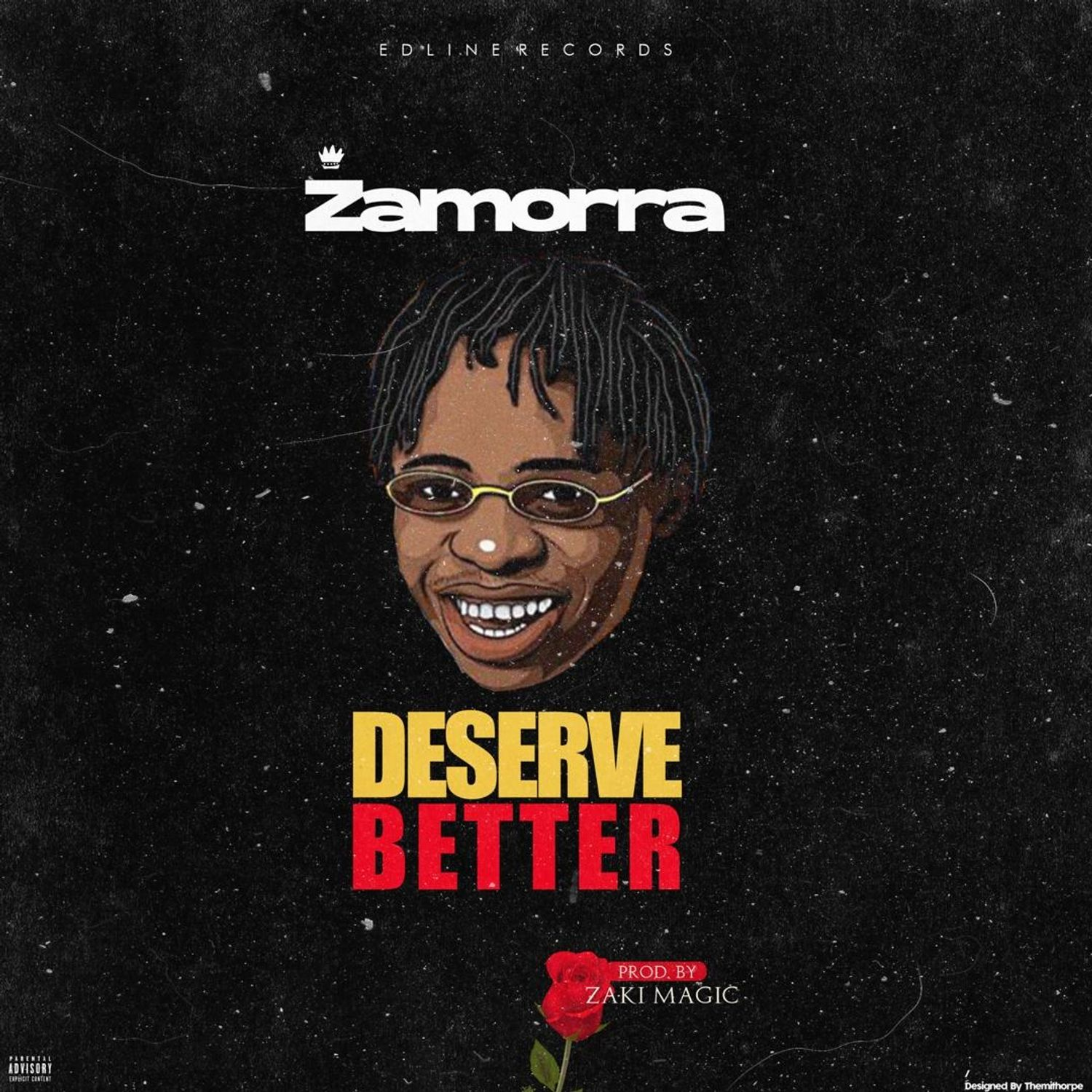Zamorra - Deserve Better