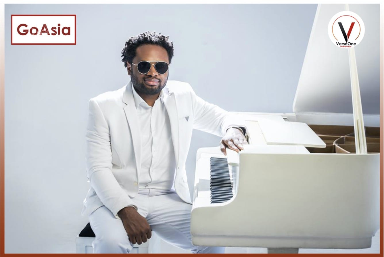 "Cobhams Asuquo's ""Ordinary People"" Album and other projects to Launch in Asia"