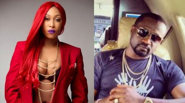 Jude Okoye Releases contract Signed with Cynthia Morgan
