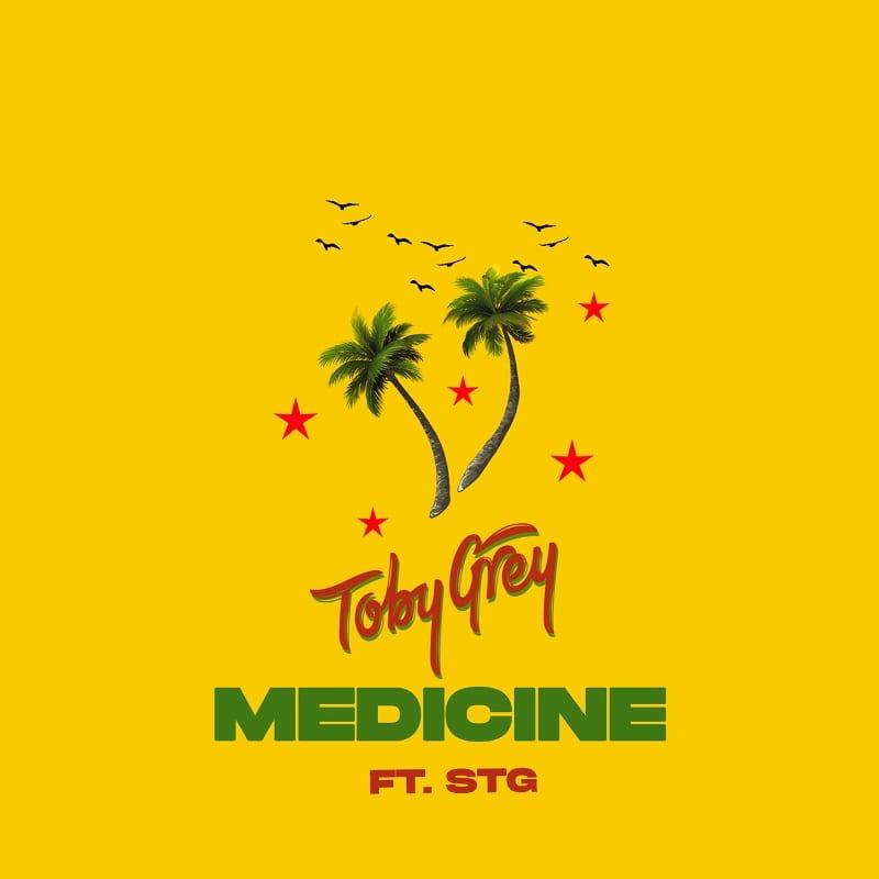 Toby Grey - Medicine ft. StG