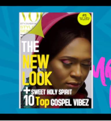 VIDEO: Jahdiel - Sweet Holy Spirit