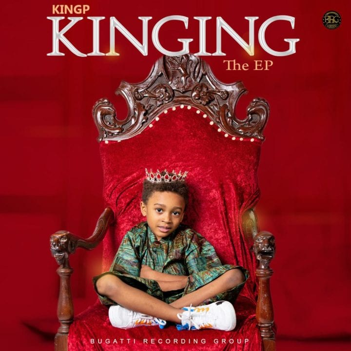 KingP – Kinging (EP)
