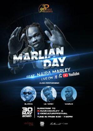 Naira Marley Marlian Day