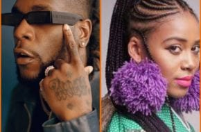 Burna Boy resounds to Sho Madjozi