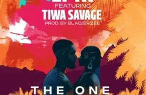 Efya ft. Tiwa Savage – The One