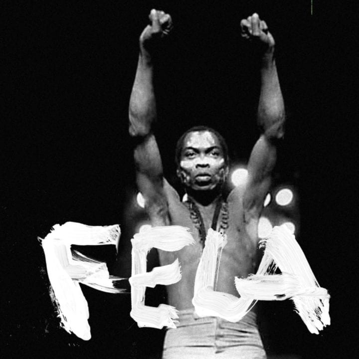 Fela Kuti throwback