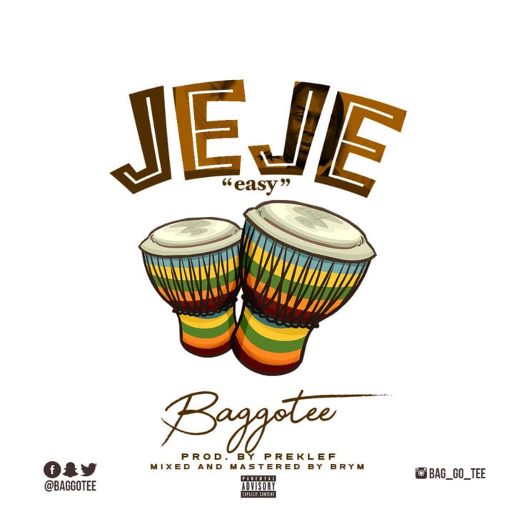 Baggotee – JEJE (Easy) - Stream and Download mp3