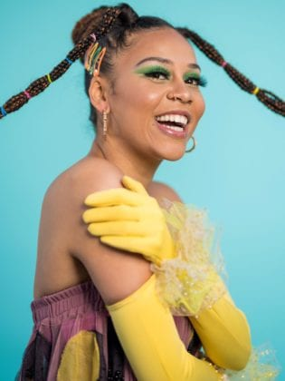 Sho Madjozi Signs Record Deal With International Label, Epic Records, U.S