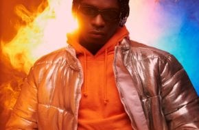 Idahams - Man on Fire (EP)