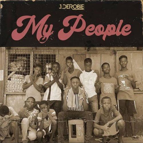 J.Derobie - My People