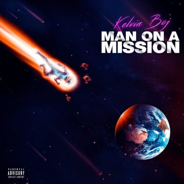 Kelvin Boj - Man on A Mission (Album)