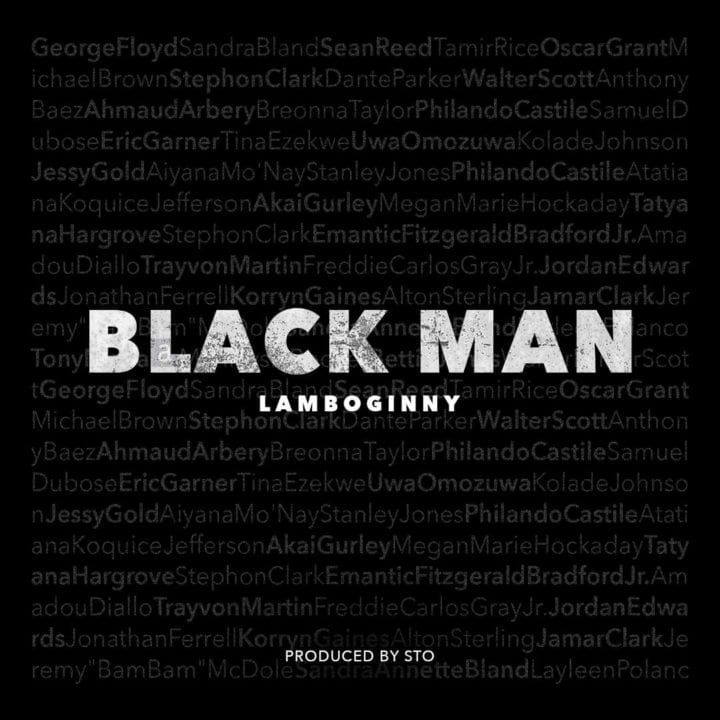 Lamboginny - Black Man