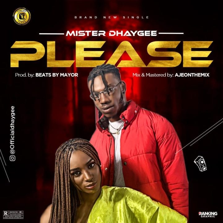 Mister Dhaygee – Please