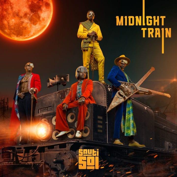 Sauti Sol - Midnight Train (Album)