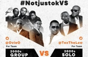 #NotjustokVS: The 2000s - Group VS Solo | This Sunday, June 21