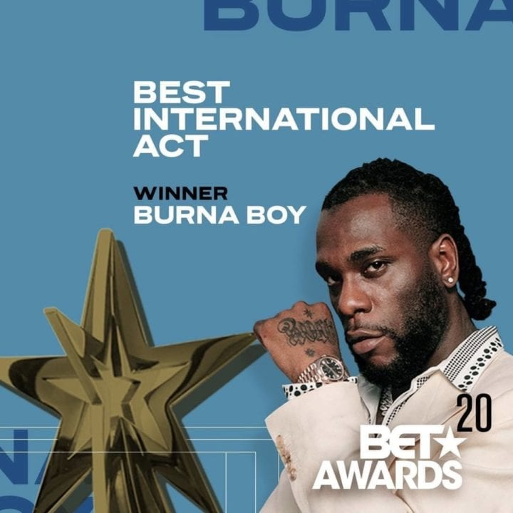 BET Awards 2020 | Review And Full List of Winners
