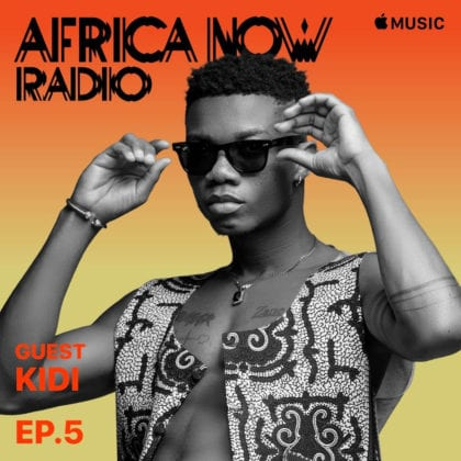 Africa Now Radio With Cuppy KiDi