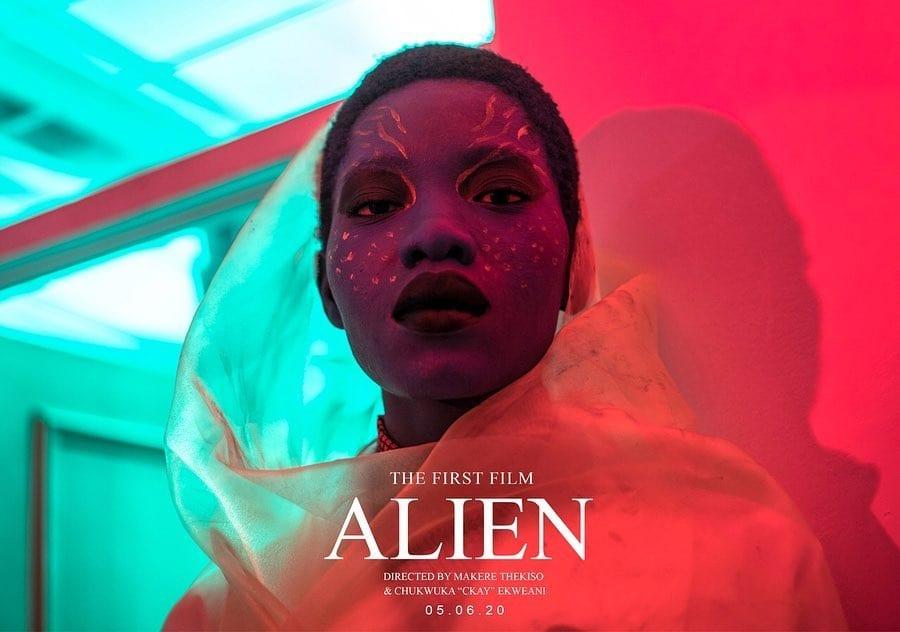 VIDEO: Ckay - Alien (Short Film)