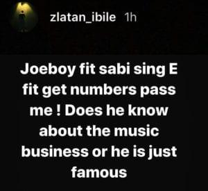 Joeboy