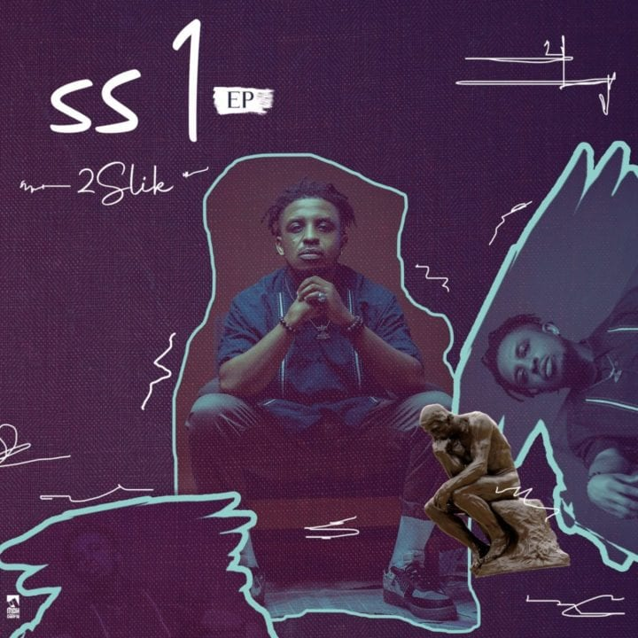 2Slik - SS1 (Slik Sounds Vol. 1) EP