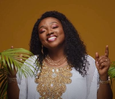 VIDEO: Aity Dennis - Victory In Your Name