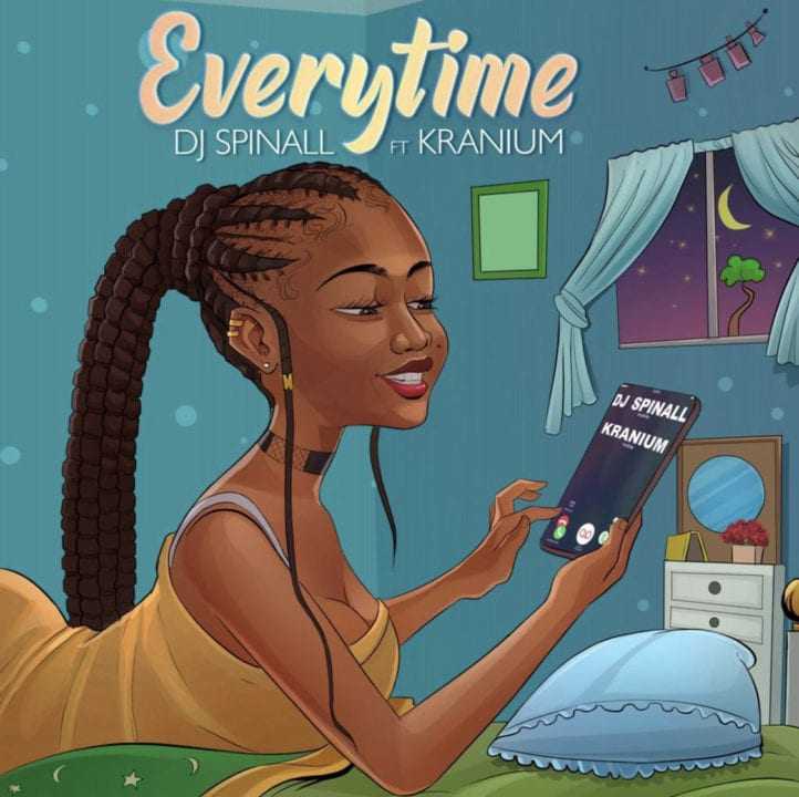 DJ Spinall - Everytime ft. Kranium