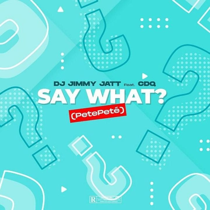 DJ Jimmy Jatt - Say What? ft. CDQ