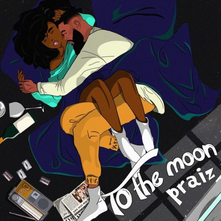 Praiz - To The Moon (EP)