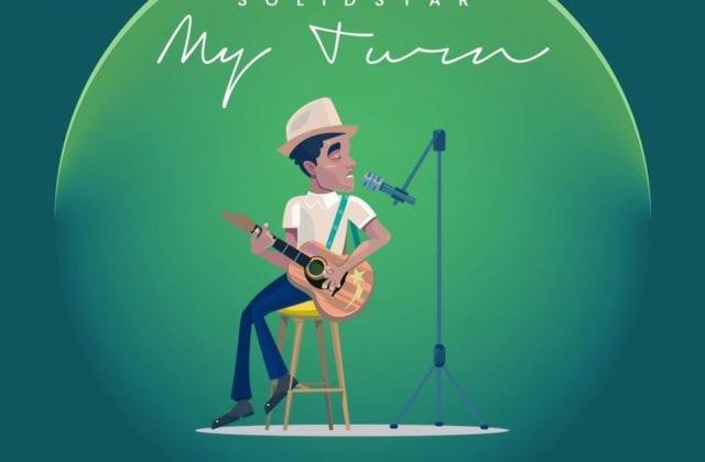 Solidstar - My Turn (EP)