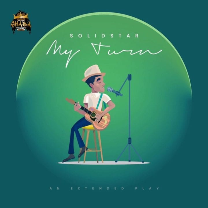 Solidstar - My Turn (EP)