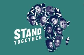 2Baba, Yemi Alade, Teni & More - Stand Together