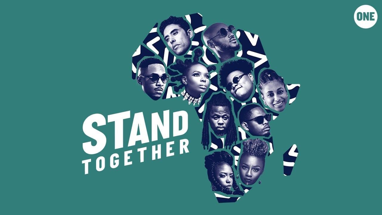 2Baba, Yemi Alade, Teni & More - Stand Together