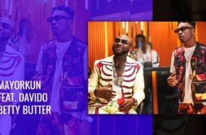 VIDEO: Mayorkun ft. Davido - Betty Butter