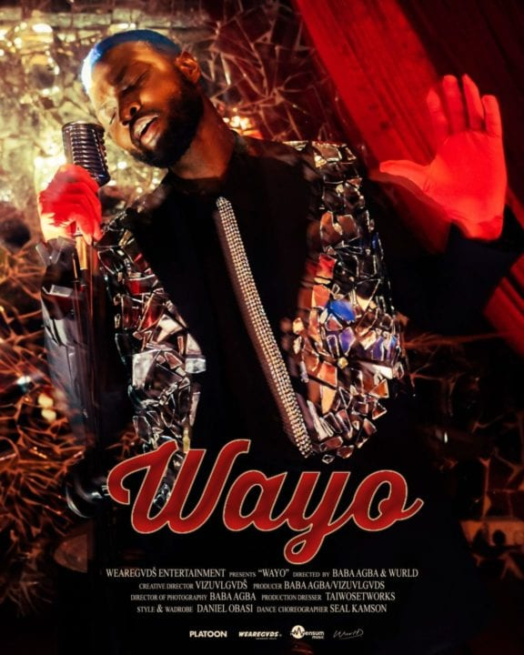 VIDEO: WurlD - Wayo (Kpe Le Wu)