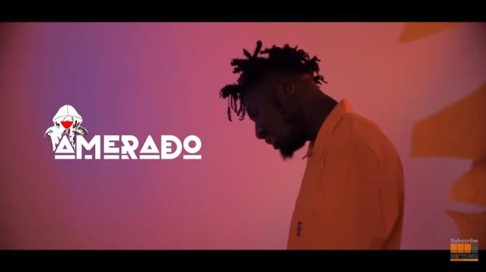 VIDEO: Amerado ft. Fameye - Twa So