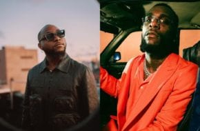 Davido Burna Boy fight