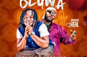 "DJ Real & Frankie Jay Present: OLUWA ""Special Package"" Mix"