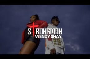 VIDEO: Strongman ft. Wendy Shay – Mokobe