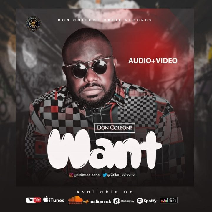Don Coleone – Want - Video & Download Mp3