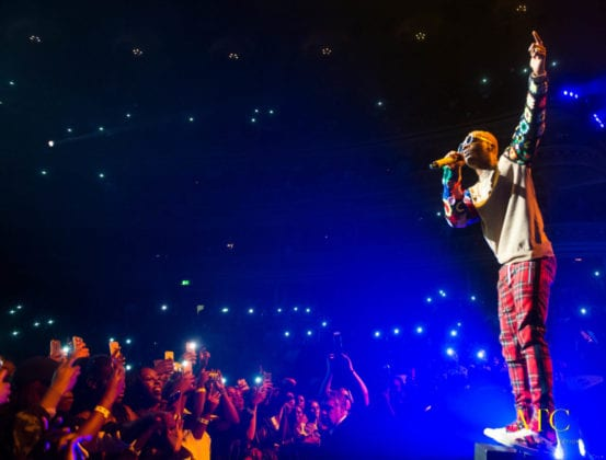 #WizkidAt30: Watch His Acapella Performance With WizkidFC