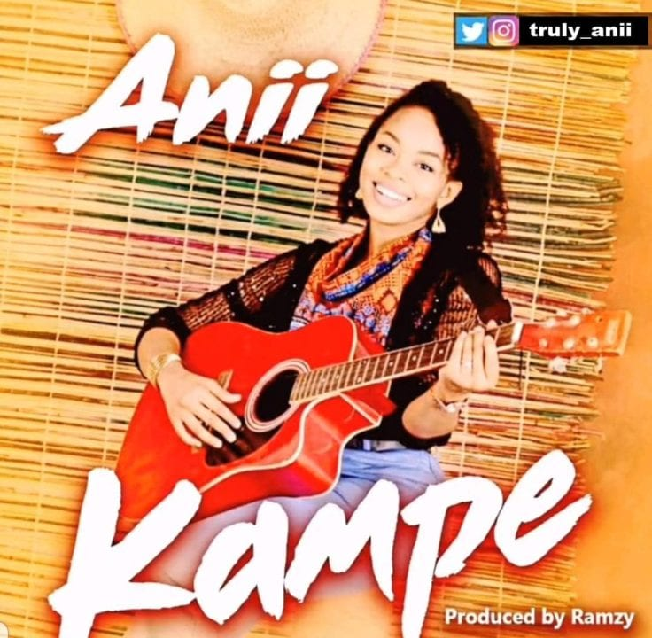 "Anii Serves Up Visuals For New Single ""Kampe"""