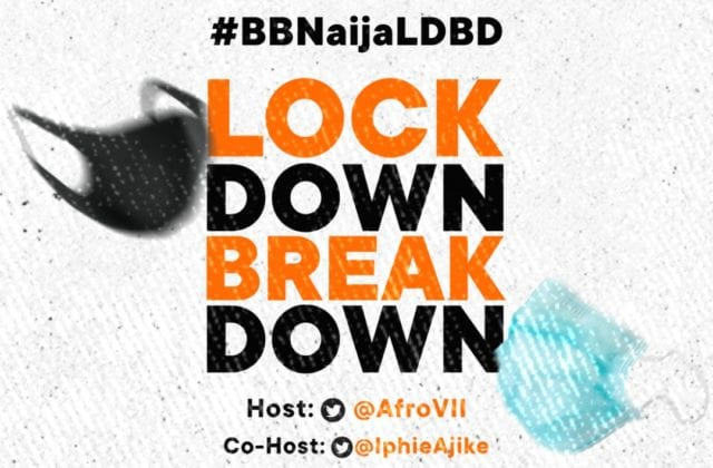 BBNaija Lockdown Breakdown #BBNaijaLDBD on Notjustok Radio