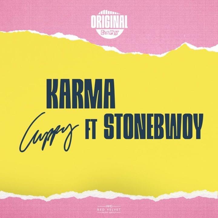 Cuppy, Stonebwoy - Karma