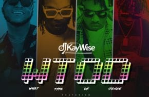 DJ Kaywise - What Type of Dance feat. Mayorkun, Naira Marley, Zlatan