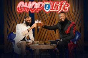 Flavour and Phyno serve the visuals for 'Chop Life'